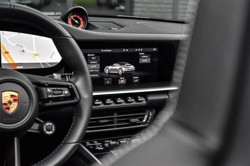 Porsche 911 4S CABRIO LIFT+PDCC+4WSTURING+ACC NP.245K afbeelding 22