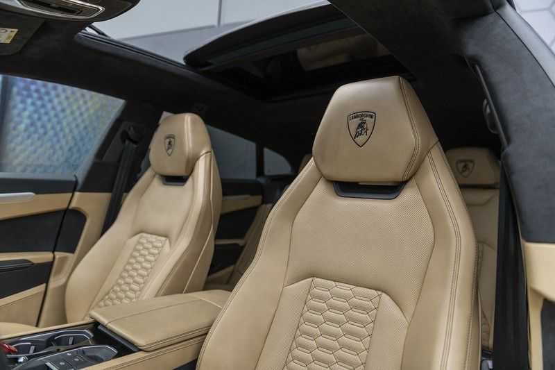 Lamborghini Urus 4.0 V8 Full Adas Package, Annima, Panorama, B&O 3D, ACC, Keramische Remmen, Seat Pack: Massage, Koeling, Verwarming, Stuurwielverwarming, Nachtzicht ass, Head-up, Homelink, afbeelding 15