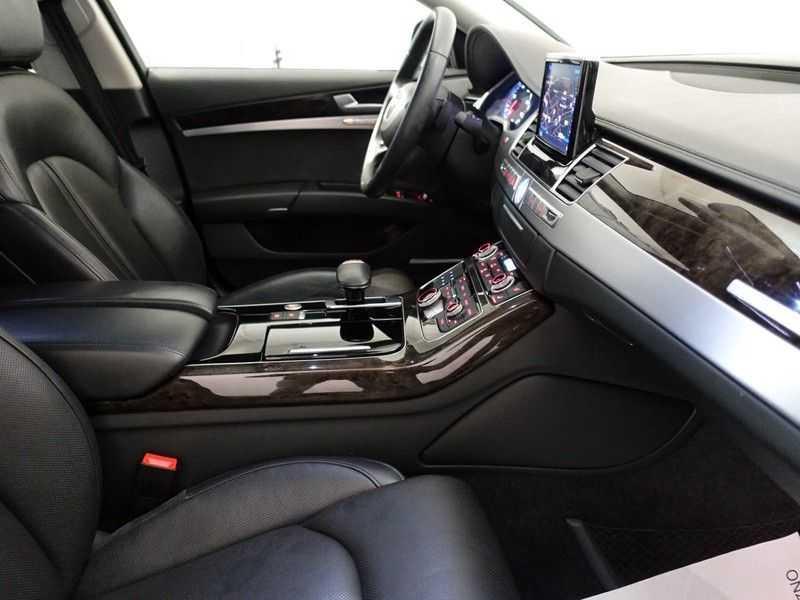 Audi A8 3.0 TDI Quattro Pro Line+ Exclusive 259pk Aut, Leer, Schuifdak, Bose, Led, Full afbeelding 15