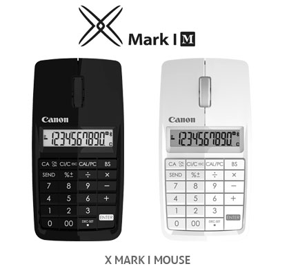 xmark1 calculator mouse