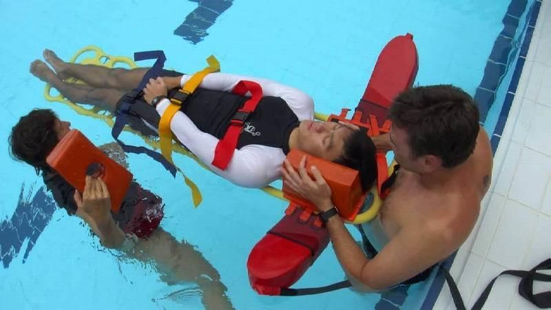 spinal hydrotherapy