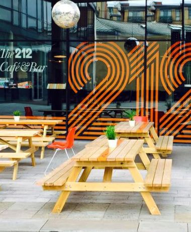 The 212 Café & Bar