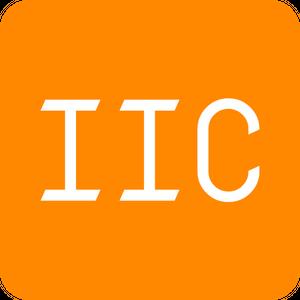 orange iic logo