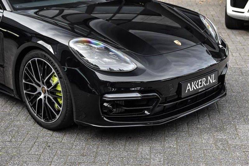 Porsche Panamera 4S E-HYBRID ST SPORTDESIGN+HEADUP+ACC NP. 180K afbeelding 13