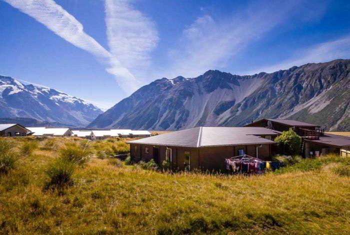 Mt Cook Walks