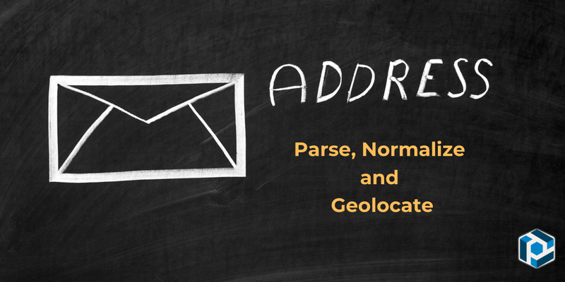 parse, normalize and geolocate an address with Parseur