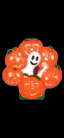 Halloween Wreath photo
