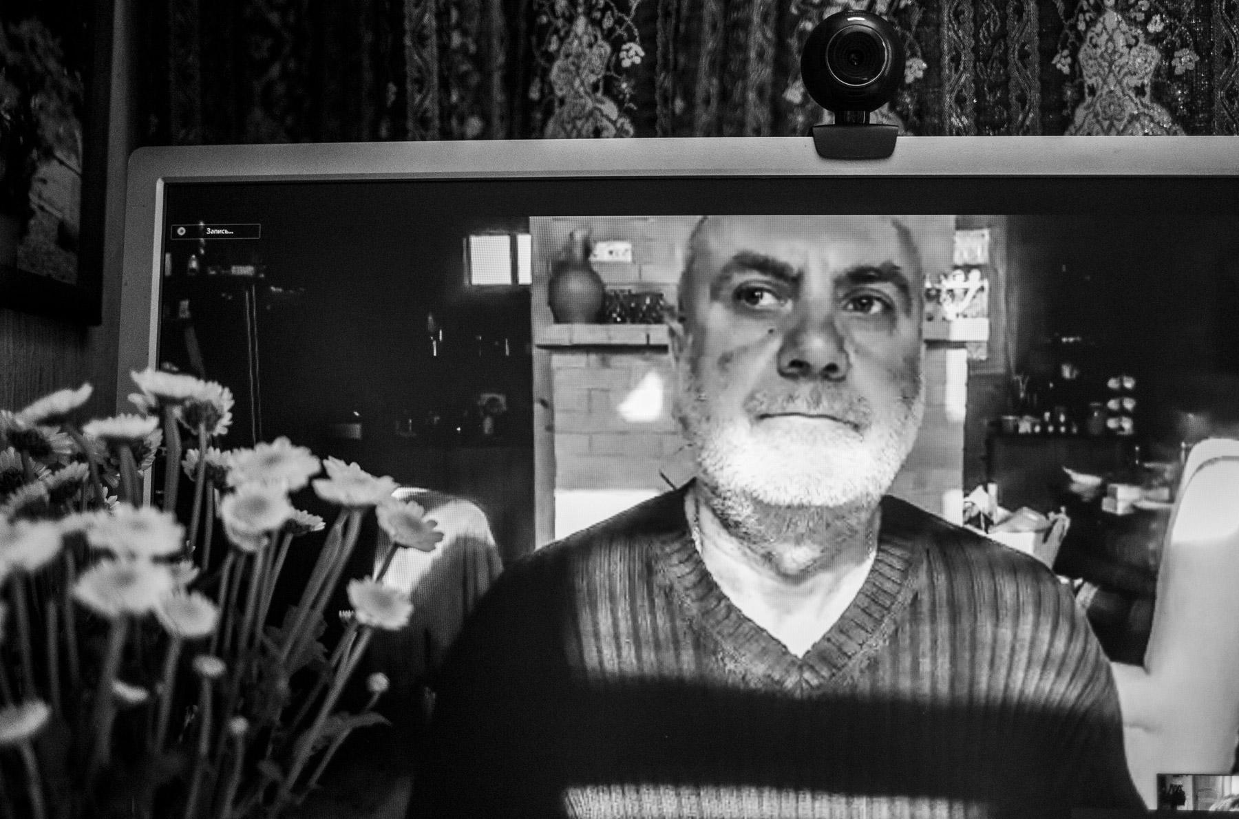 Владимир Мирзоев: «Через какое-то время мысможем по-другому воспринимать реальность наэкране». Фото: Александра Астахова