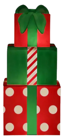 Stack of Presents photo