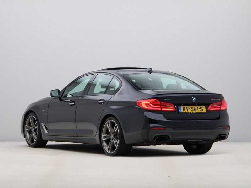 BMW 5 Serie M550d xDrive High Executive . afbeelding 19
