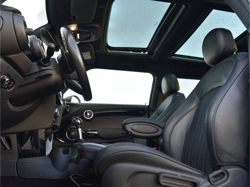 MINI Cooper S 2.0 231pk John Cooper Works Panodak Head-Up H&K Keyless DDC LED VOL! afbeelding 7