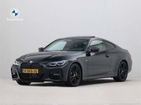 BMW 4 Serie Coupé 420i High Executive M-Sport Automaat
