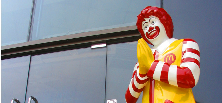 McDonald's wita