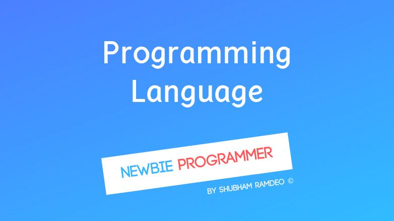 The Computer Programming Language
