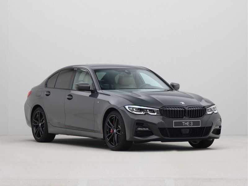 BMW 3 Serie Sedan 320i High Executive M-Sport Automaat afbeelding 7