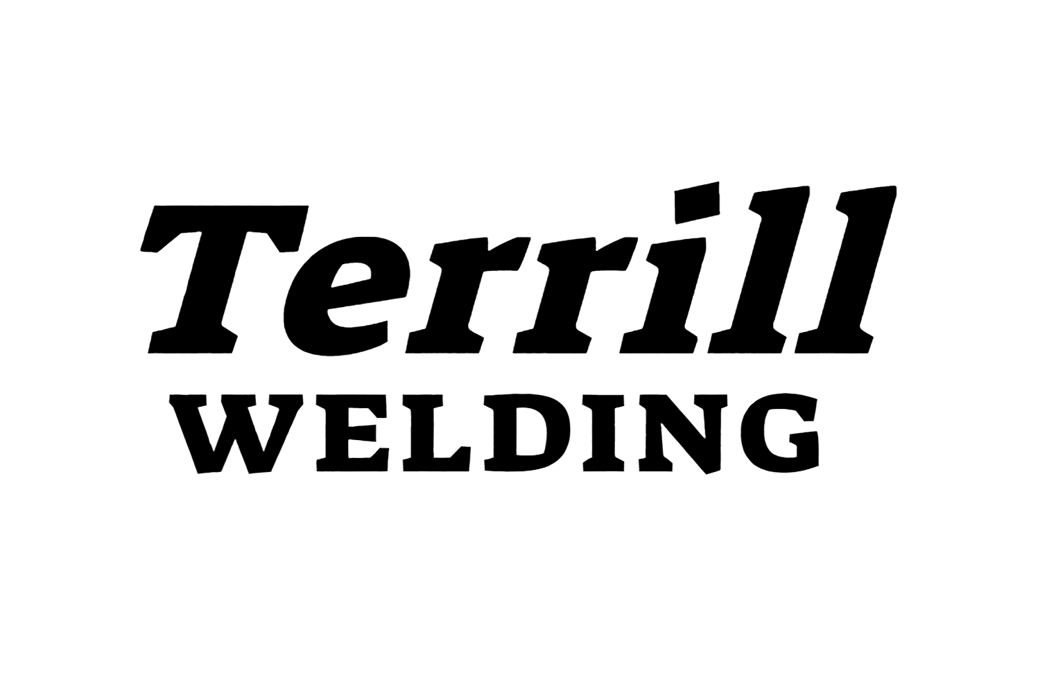 The official logo of Terrill Welding of North Benton, Ohio.