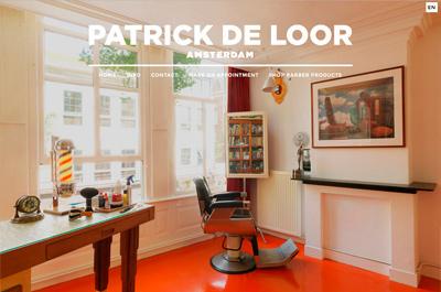 Patrick de Loor | Website Design and Development