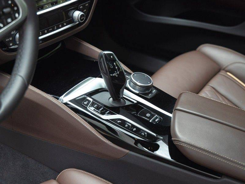 BMW 6 Serie Gran Turismo 630i High Executive - M-Sport - Luchtvering - Facelift - Panorama afbeelding 23