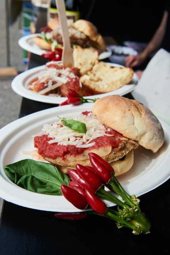 finger food, food truck, street food, mangiar sano, made in italy