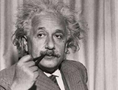 Einstein, Doar cei care fac încercări absurde pot realiza imposibilul