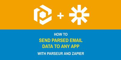 Cover image for How to send emails to apps and databases using Zapier?