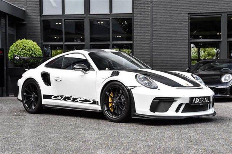 Porsche 911 GT3 RS PCCB+SPORTCHRONO+AKRAPOVIC+CAMERA afbeelding 14