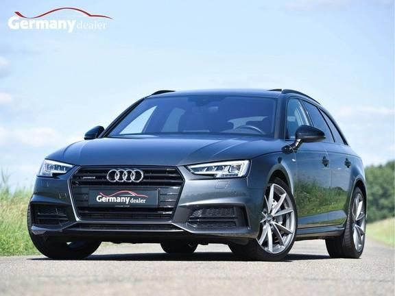Audi A4 Avant 3.0TDI 272pk Quattro S-Line Pano B&O Mled Virtual Keyless El-zetels 19-Inch VOL!