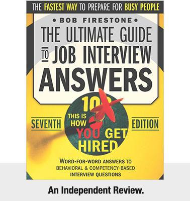 Job Ineterview Answers Review.