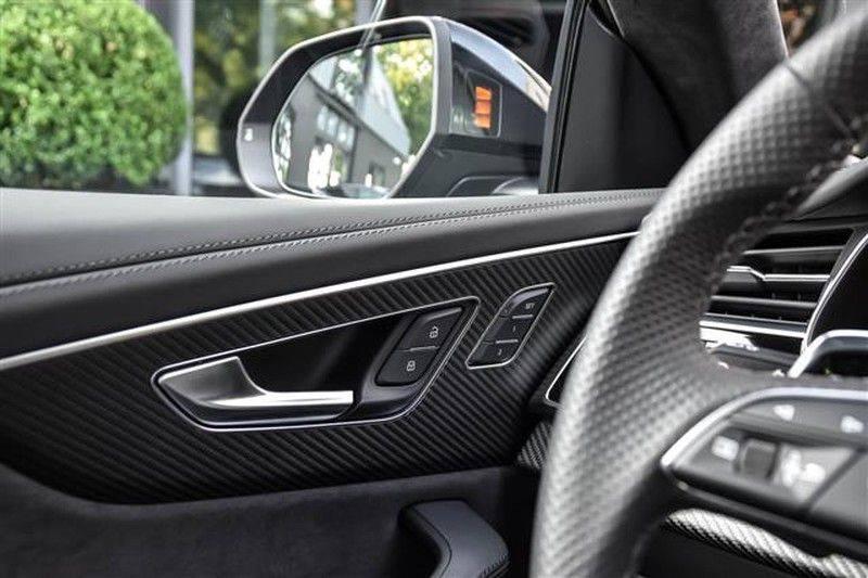 Audi RS Q8 DYNAMIC PLUS+ALCANTARA+360CAM+PANO.DAK NP.265K afbeelding 9