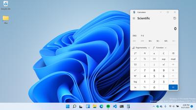 The default Windows 11 Theme.
