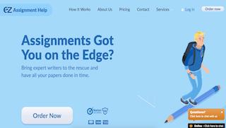 ezassignmenthelp.com main page