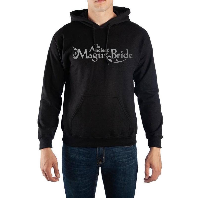 The Ancient Magus Bride Elegant Hooded Sweatshirt