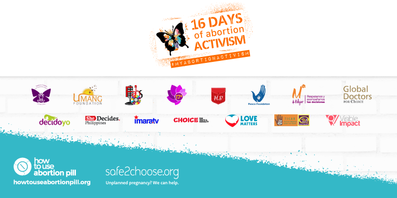16DaysOfAbortionActivism