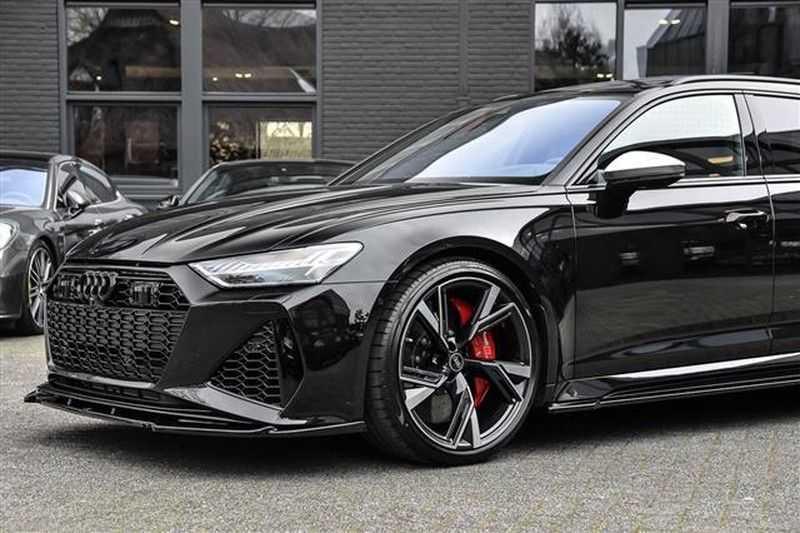 Audi RS6 AERO PAKKET+DYNAMIC PLUS+DESIGNPAKKET NP.240K afbeelding 4