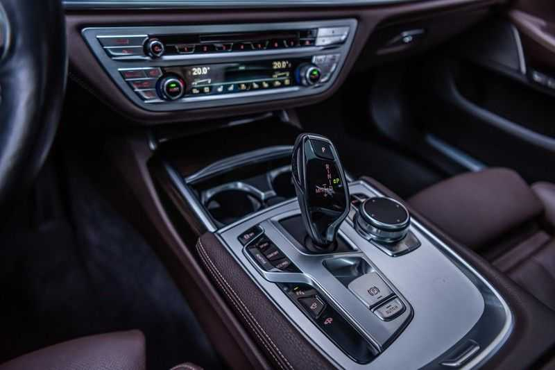 BMW 7 Serie 750i xDrive High Executive, 450 PK, Schuifdak, Gesture Control, Display/Key, Massage, Head/Up, Surround view, 56DKM!! afbeelding 12