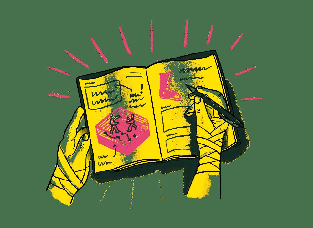 Ein Journal für Erfolge