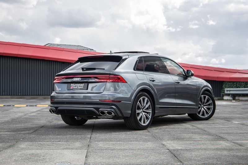 Audi Q8 4.0 TDI SQ8 quattro | 435PK | Sportdifferentieel | B&O | Alcantara hemel | Assistentiepakket Tour & City | Vierwielbesturing afbeelding 7