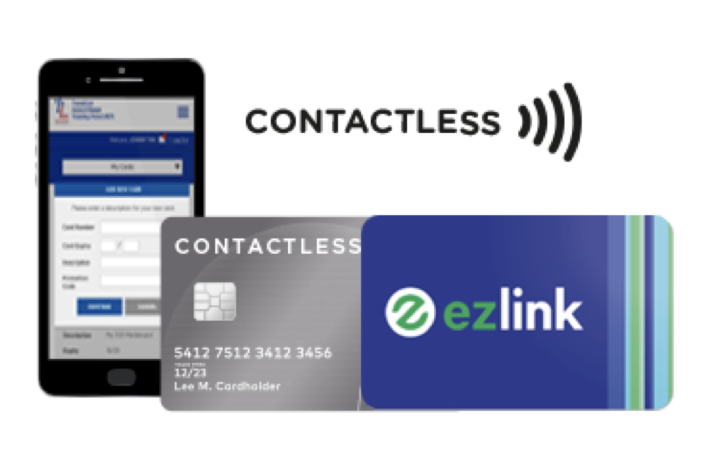 contactless payments on public transport