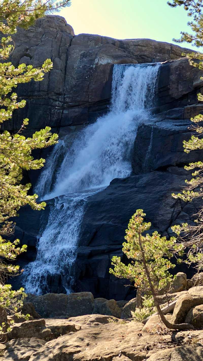 Upper Tuolumne Falls