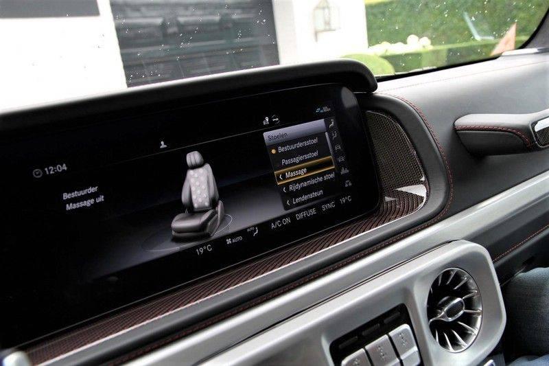 Mercedes-Benz G-Klasse 63 AMG Edition 1 BURMESTER+STANDKACHEL+360GRADEN afbeelding 24