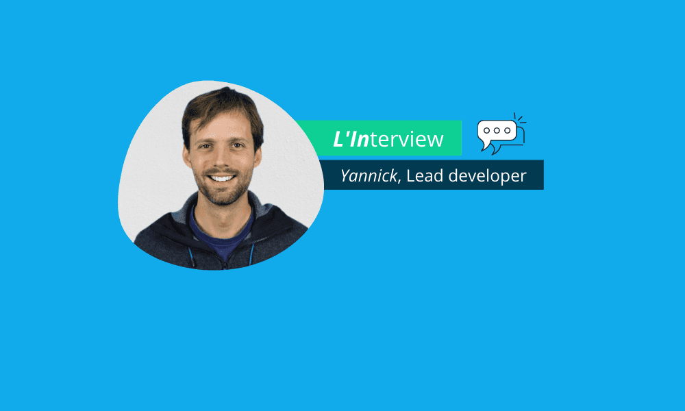 [Interview Dougs] Yannick, lead developer full stack