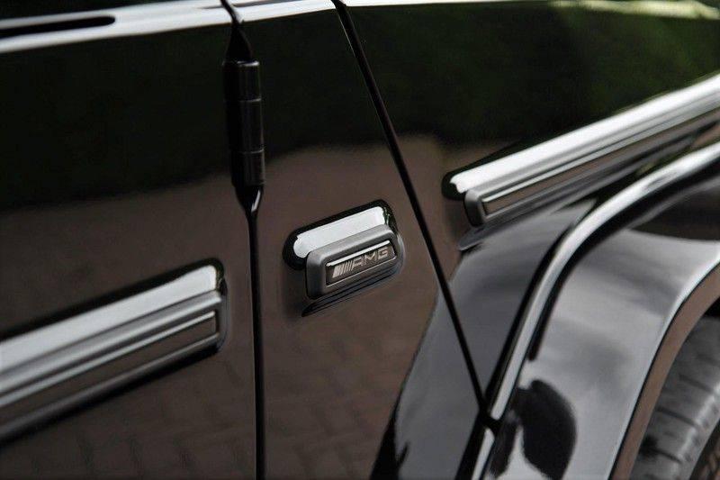 Mercedes-Benz G-Klasse 63 AMG Edition 1 BURMESTER+STANDKACHEL+360GRADEN afbeelding 8
