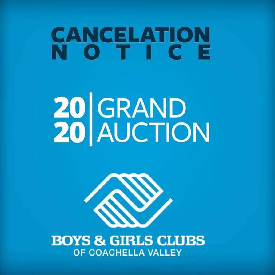 Cancelation Notice