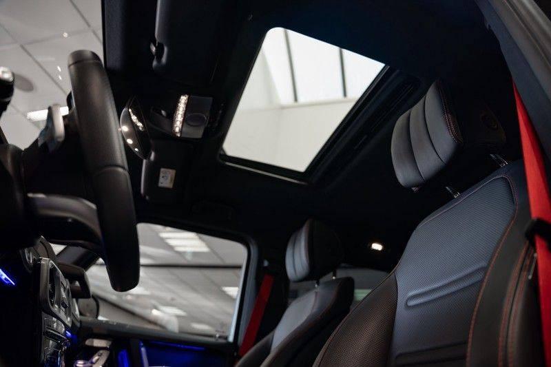 Mercedes-Benz G-Klasse G 500 AMG Line Burmester Night pakket Massagestoelen afbeelding 12