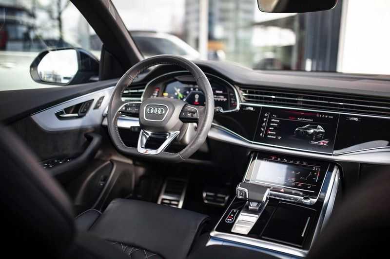 Audi SQ8 4.0 TDI Quattro *S-Sportstoelen / Pano / B&O / HUD / ACC / Nachtzicht* afbeelding 6
