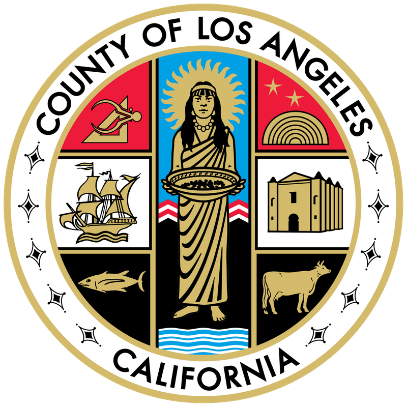 logo of County of Los Angeles