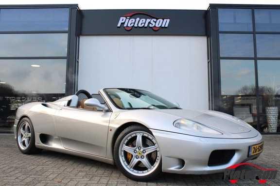Ferrari 360 3.6 V8 Spider F1 Automaat Leder *Nette staat*