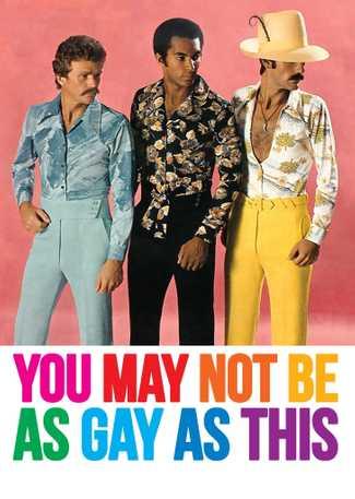 Dean Morris You May Not Be AS Gay