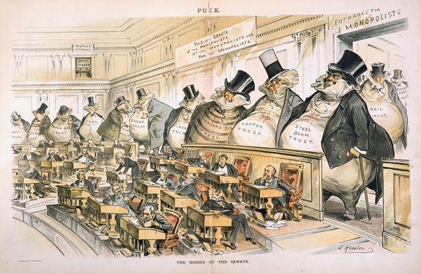 America Has a Monopoly Problem