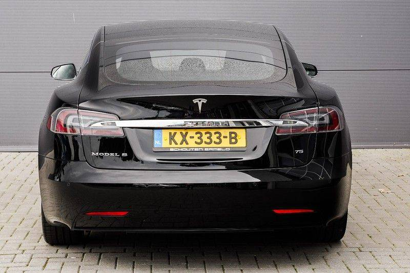 Tesla Model S 75 Excl. BTW. Autopilot Navi Leer Camera afbeelding 10